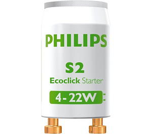 Philips Lighting STARTER FLUORESCENT 4W-22W