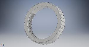 Plastic Bend FabricationsLOCK RING SCREWED 32MM