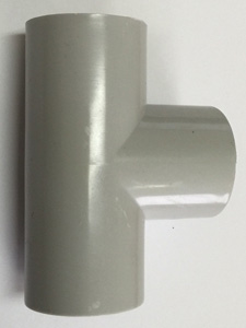 Plastic Bend Fabrications SOLID TEES 25MM