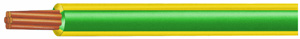 Pirelli CABLE BUILDING WIRE 6.00MM GREEN/YELLOW