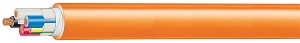 Pirelli CABLE ORANGE CIRCULAR 4 C & E 6.0MM