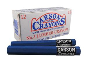 CarsonsCRAYON  BLUE