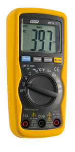 Nesco BASIC DIGITAL MULTIMETER WITH TEMPERATUR