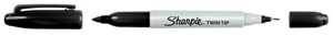 Repelec SHARPIE TWIN TIP MARKER -FINE&ULTRA FINE