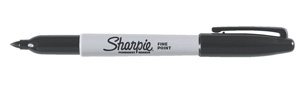 Repelec SHARPIE PAINT MARKER FINE POINT BLACK