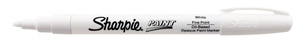 Repelec SHARPIE PAINT MARKER FINE POINT WHITE