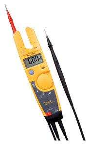 Fluke TESTER VOLTAGE & CONTINUITY CAT111-600V