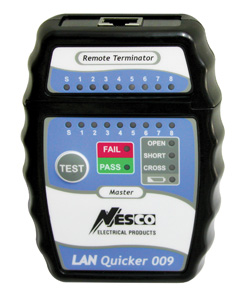 Nesco LAN CABLE TESTER
