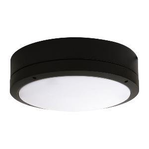 Sunny LED BUNKER LIGHT W/P COPPER C/M 18W BK