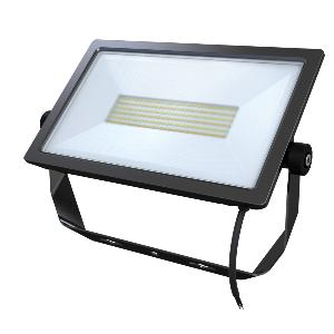 Sunny Australia Lighting (SAL) LED FLOOD 50W STARPAD IP65 TC BLACK