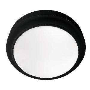 Sunny Australia Lighting (SAL)LED BUNKER 15W ROUND IP65 4K BLACK