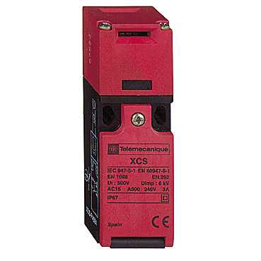 Telemecanique LIMIT SWITCH 2N/C 16MM ISO THREAD