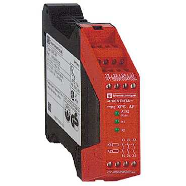 TelemecaniqueEMERGENCY STOP PREVENTA MODULE 24VAC/DC
