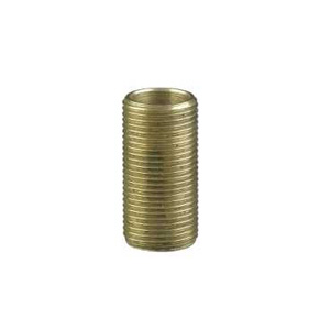 Clipsal NIPPLE BRASS 1/2 INCH THREAD