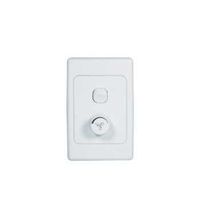 Clipsal FAN CONTROLLER WHITE