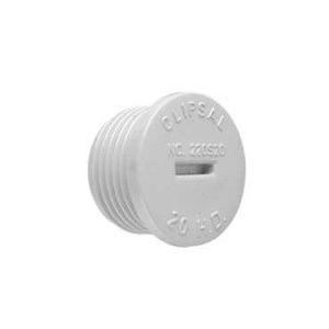 Clipsal CONDUIT PLUG 20MM THREAD GREY