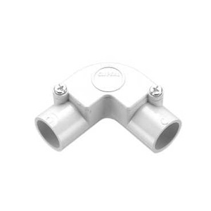 Clipsal INSPECTION ELBOW - 32MM GREY