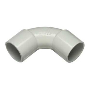 Clipsal CONDUIT ELBOW SOLID 25MM GREY