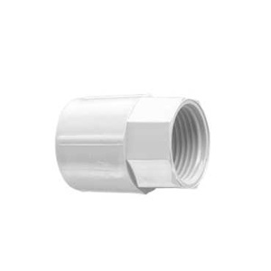 Clipsal COUPLING PLAIN TO SCREWED 25MM GREY