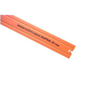 Clipsal CABLE COVER MOULDED 150MM X 2MTR