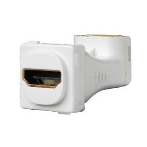 Clipsal MECH HDMI ANGLED REAR CONNECTION WHITE