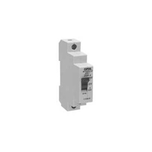 Clipsal ISOLATING SWITCH 1POLE 25A DAY/OFF/NIGHT