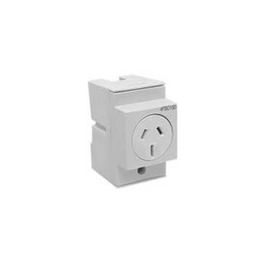 Clipsal SOCKET OUTLET 15A 3 PIN DOUBLE POLE