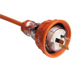 ClipsalINDUST PLUG 250V 10A 3F PINS