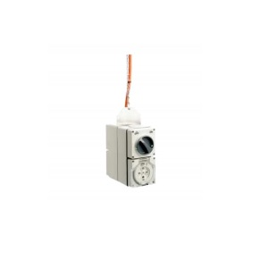 ClipsalSWITCHED PENDANT OUTLET KIT