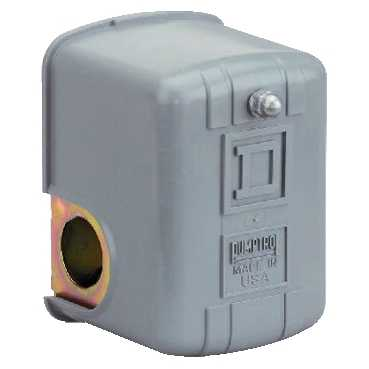 Square D Company Aust PRESSURE SWITCH