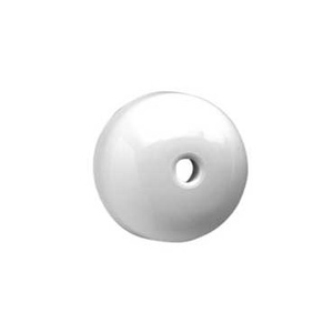 ClipsalCEILING ROSE 4 PLATE - WHITE