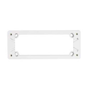 Clipsal MOUNTING BLOCK T/S 4 GANG OUTLET