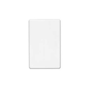Clipsal FLUSH SURROUND & BLANK GRID PLATE