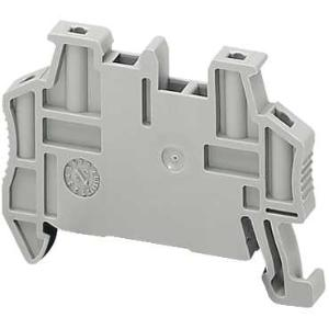 Schneider Electric END BRACKET SNAP-ON FOR 35MM DIN RAILS