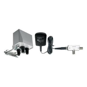 ClipsalMASTHEAD AMP 35DB UHF / 18DB VHF