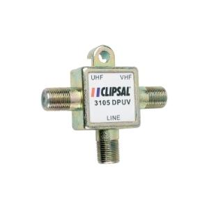 ClipsalDIPLEXER INDOOR VHF/UHF F TYPE
