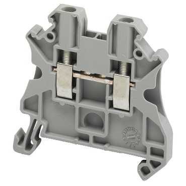 Picture of Telemecanique SCREW TERMINAL BLOCK 2.5MM 24A