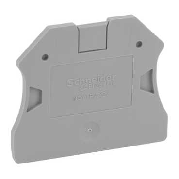 Schneider Electric END CAP FOR TERMINAL BLOCK
