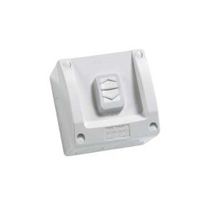 Clipsal WEATHERPROOF SURFACE SWITCH
