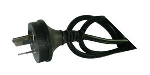 Sunny Australia Lighting (SAL)FLEX & PLUG 3 PIN BLACK