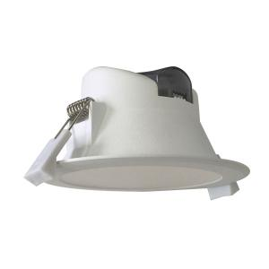 Sunny Australia Lighting (SAL) LED WAVE DOWNLIGHT 9W IP44 3/4/6K WH DIM