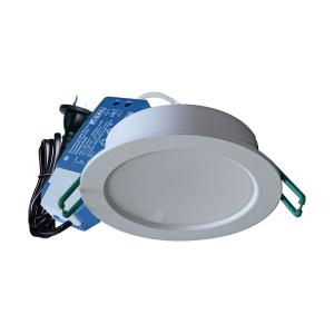 Sunny Australia Lighting (SAL) LED D/L 8W IP44 3/4/6K DIM WH