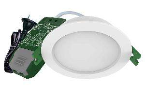 Sunny Australia Lighting (SAL) LED D/L 9W TRADER IP44 TC DIM WHITE