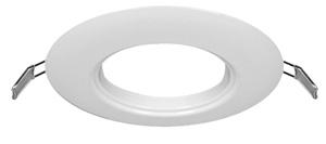 Sunny Australia Lighting (SAL)DOWNLIGHT ADAPTOR WHITE T/S S9003 173MM