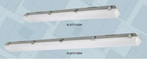 Sunny Australia Lighting (SAL) BATTEN LED VANDAL PROOF 18/35W 5K IP65