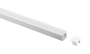 Sunny Australia Lighting (SAL)LED STRIP CHANNEL 2M AL FLAT/INSET PCDIF