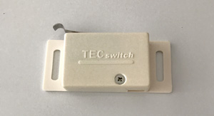 Thermal Products PANTRY DOOR SWITCH SP/ST N/C 10A WHITE