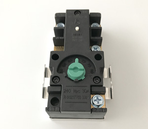 Thermal ProductsHOT WATER THERMOSTAT SPST 50-70oC &RESET