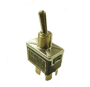 Thermal Products TOGGLE SWITCH METAL 20A DBL POLE ON/OFF