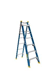 Bailey Ladders LADDER STEP EXT 1.8/3.0M F/GLASS